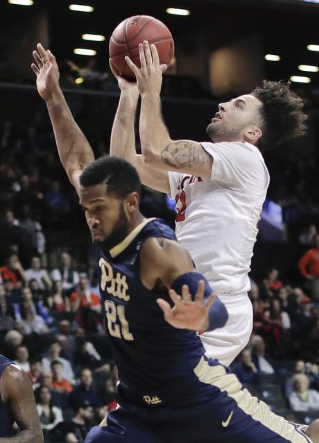 ACC Pittsburgh Virginia Basketball