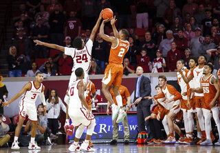 Texas Oklahoma Basketball