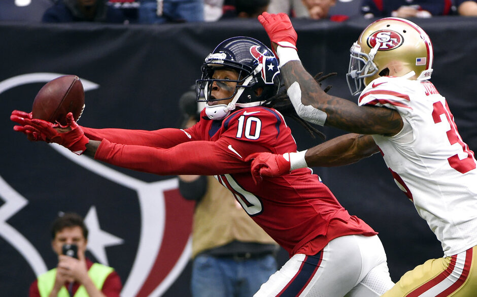 DeAndre Hopkins, Dontae Johnson