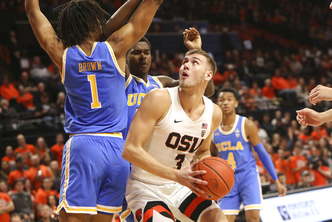 Oregon State at Arizona highlights the week in the Pac-12