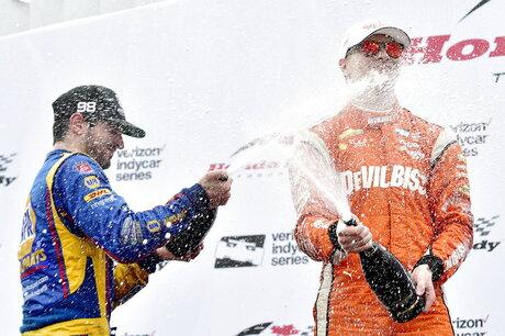IndyCar Toronto Auto Racing