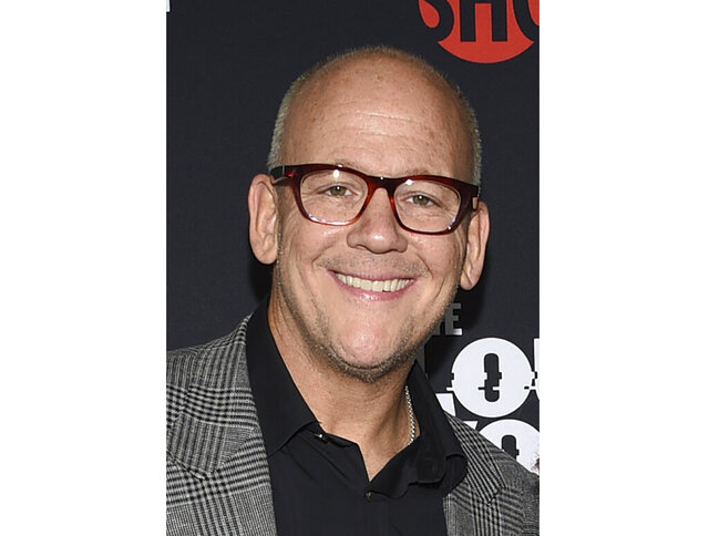 FILE - John Heilemann attends the premiere of the Showtime limited series