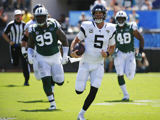 Jets Jaguars Football