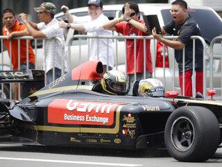 Philippines F1 Auto Racing
