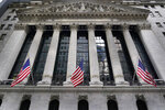 FILE - This Nov. 23, 2020 file photo shows the New York Stock Exchange in New York.  Stocks are off to a mixed start on Wall Street, Wednesday, June 2, 2021,  as gains for technology companies are checked by losses in banks, industrial companies and other sectors.   (AP Photo/Seth Wenig, File)