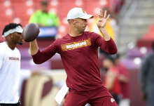 Jets Redskins Football
