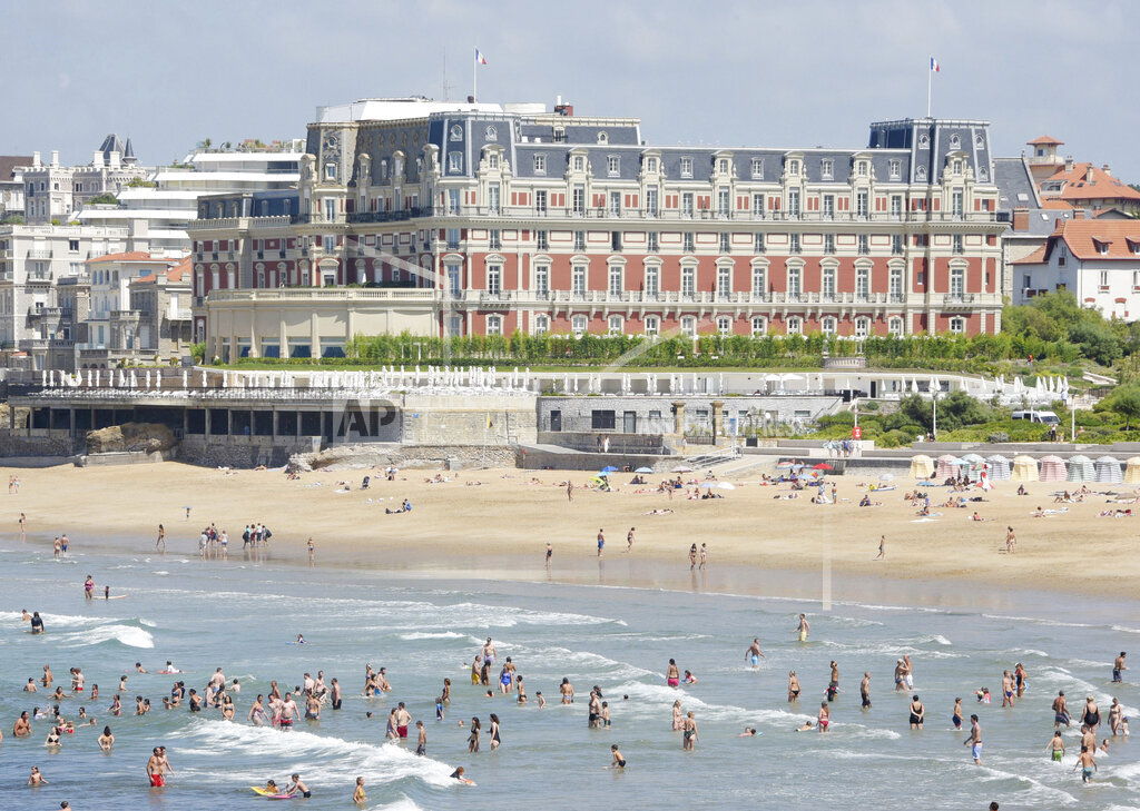 45th G7 summit in Biarritz