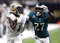 Saints Panthers Running Backs Football