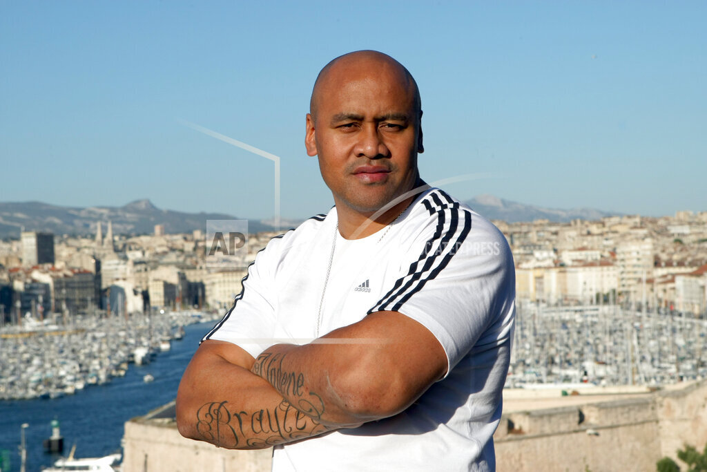 FRANCE Rugby  LOMU MARSEILLE