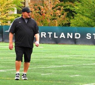 Portland St-Big Win Football