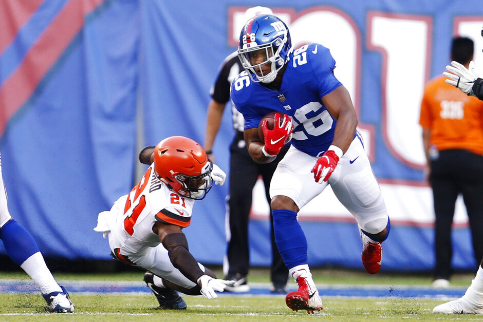 Giants Preview Football