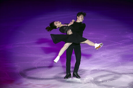 Grand Prix Final - US Dancers Figure Skating