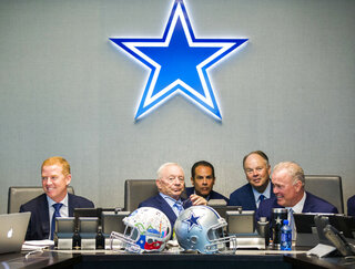 Draft Cowboys Football