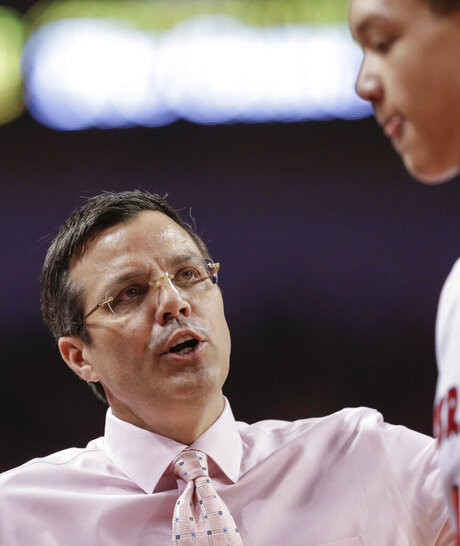 Tim Miles, Isaiah Roby