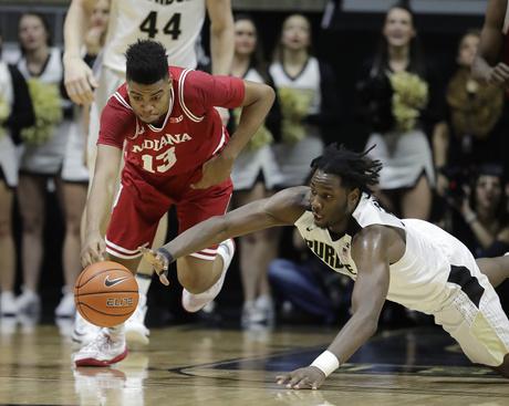 Indiana Purdue Basketball