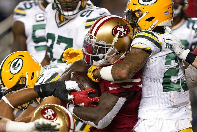Green Bay Packers at San Francisco 49ers 11/24/2019