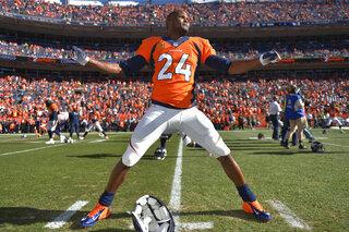 Broncos Bye Bye Bailey Football
