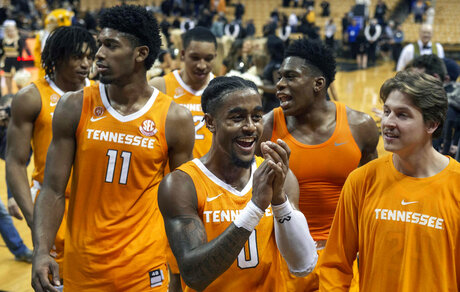 Tennessee Missouri Basketball