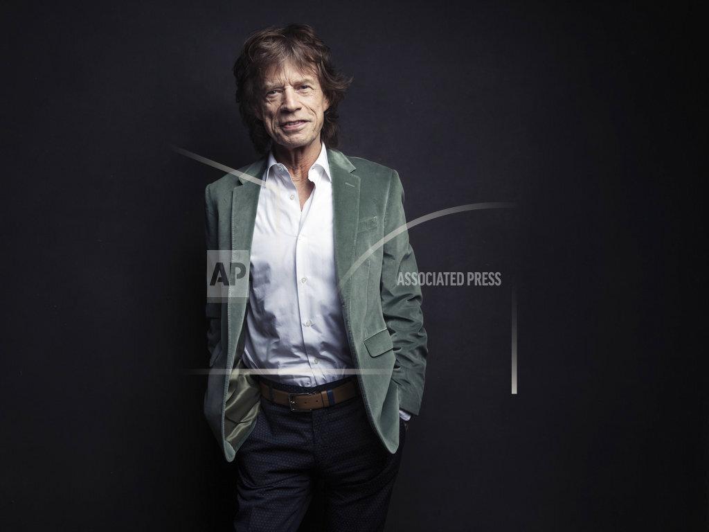 Music-Mick Jagger