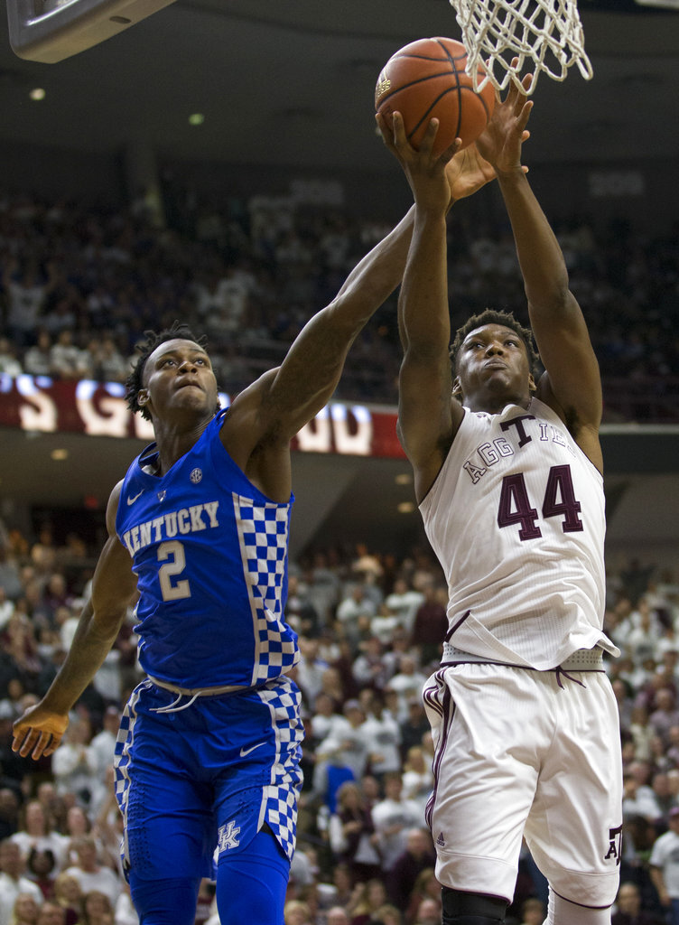 Robert Williams, Jarred Vanderbilt