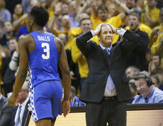 Kentucky Missouri Basketball