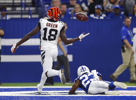 Kenny Moore, A.J. Green