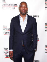 FILE - In this Tuesday, May 22, 2018, file photo, Ta-Nehisi Coates attends the The Gordon Parks Foundation annual Awards Gala at Cipriani 42nd Street, in New York. Two recent high-profile faculty appointments for Nikole Hannah-Jones and Coates, could be a fundraising and enrollment bonanza for Howard University, one of the nation's most prestigious Black colleges. Many other Black schools are not so fortunate; in fact, many are struggling. (Photo by Andy Kropa/Invision/AP, File)