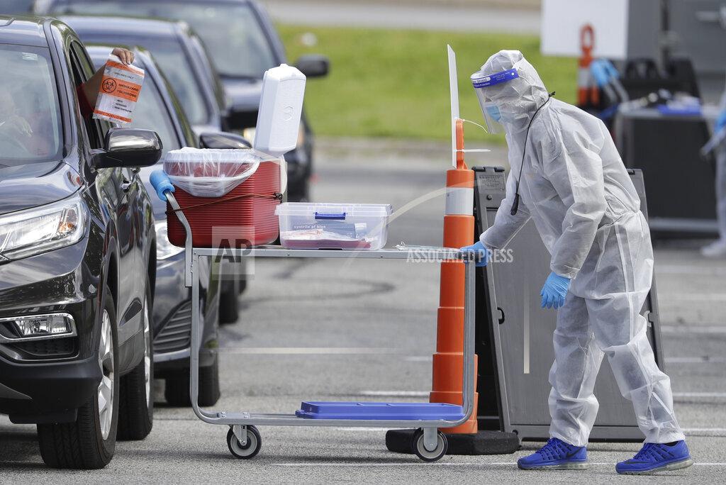 Virus Outbreak Indiana