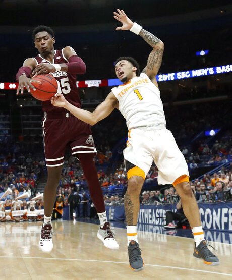 SEC Mississippi St Tennessee Basketball