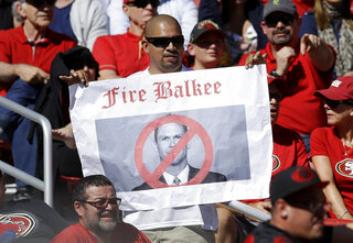 On Football Futile 49ers