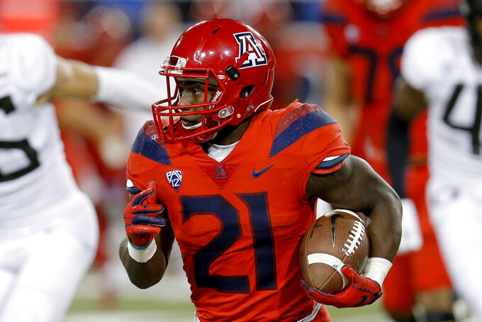 Arizona looking to bounce back in Sumlin's second season