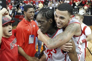 Kendall Williams, Tony Snell
