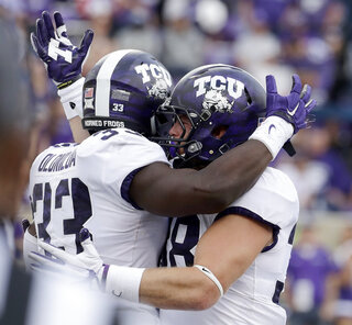 TCU Kansas State Football