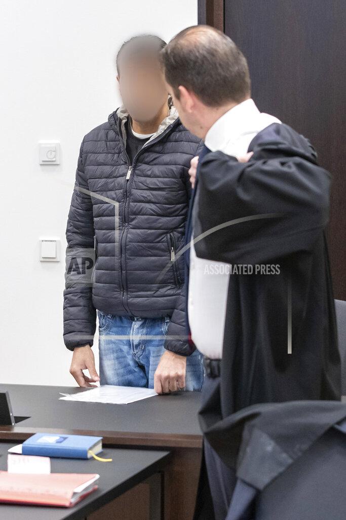Start of the computer fraud trial in Nuremberg