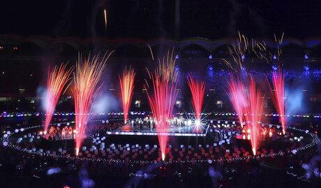 Australia Commonwealth Games Closing Ceremony