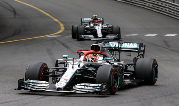 Hamilton ranks stressful Monaco GP win among top-5 drives