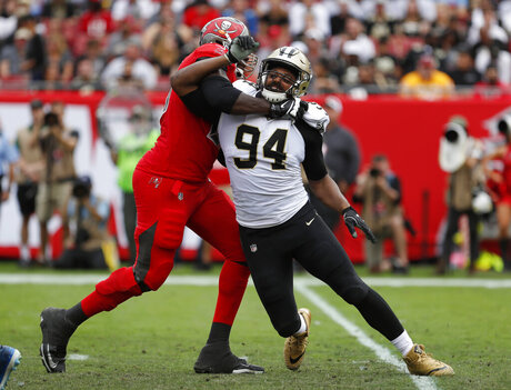 Steelers Saints Preview Football