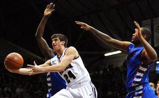 DePaul Butler Basketball