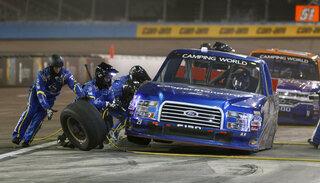 NASCAR Phoenix Trucks Auto Racing