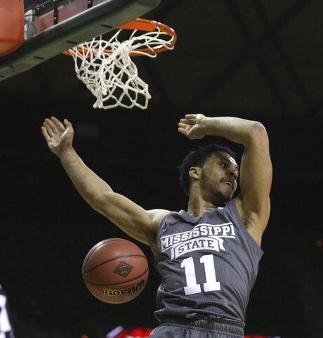 NIT Mississippi St Baylor Basketball