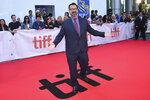 Director James Mangold attends a premiere for