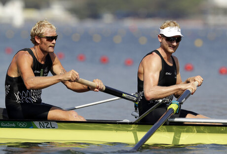 Rio Olympics Rowing Men