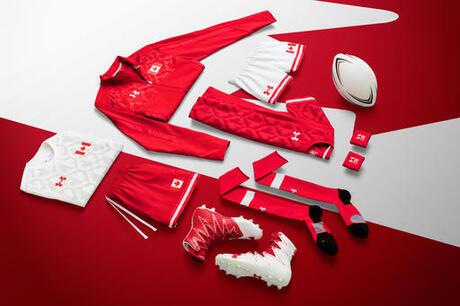 High-Tech Olympic Clothing