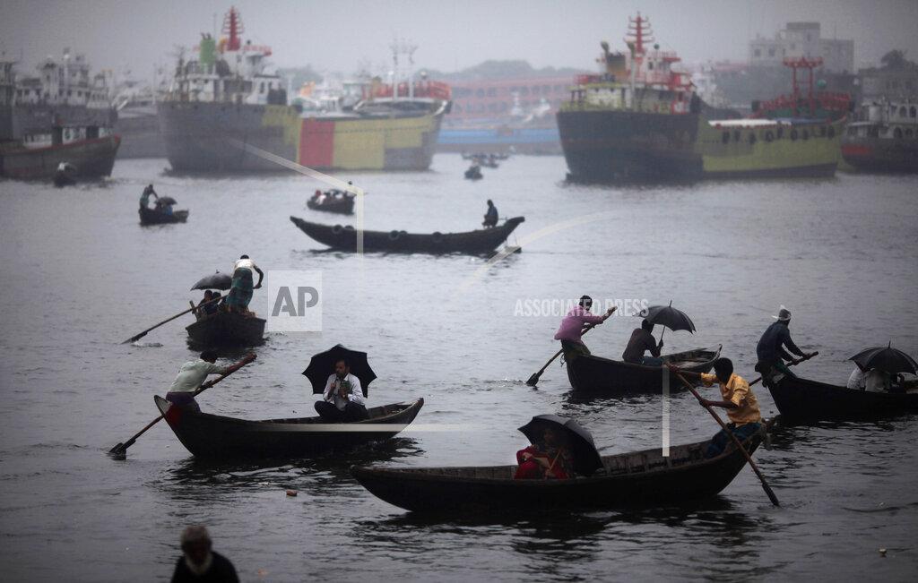 APTOPIX Bangladesh Daily Life