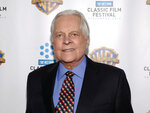 FILE - This Jan. 31, 2013 file photo shows Turner Classic Movies host Robert Osborne attending the