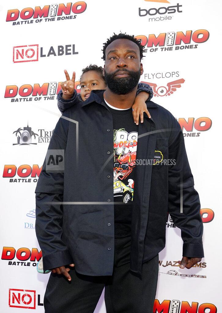 """LA Premiere of """"Domino: Battle of the Bones"""""""