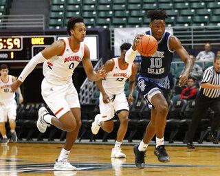 Rhode Island Bucknell Basketball
