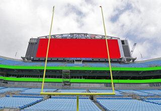 Panthers Stadium Renovation Football