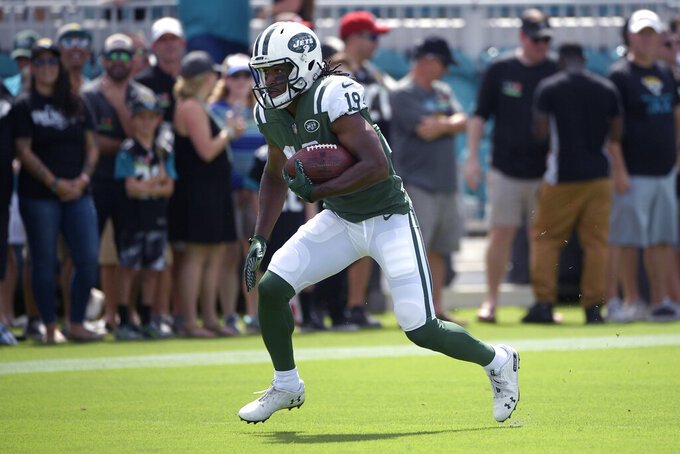 New York Jets at Jacksonville Jaguars 9/30/2018