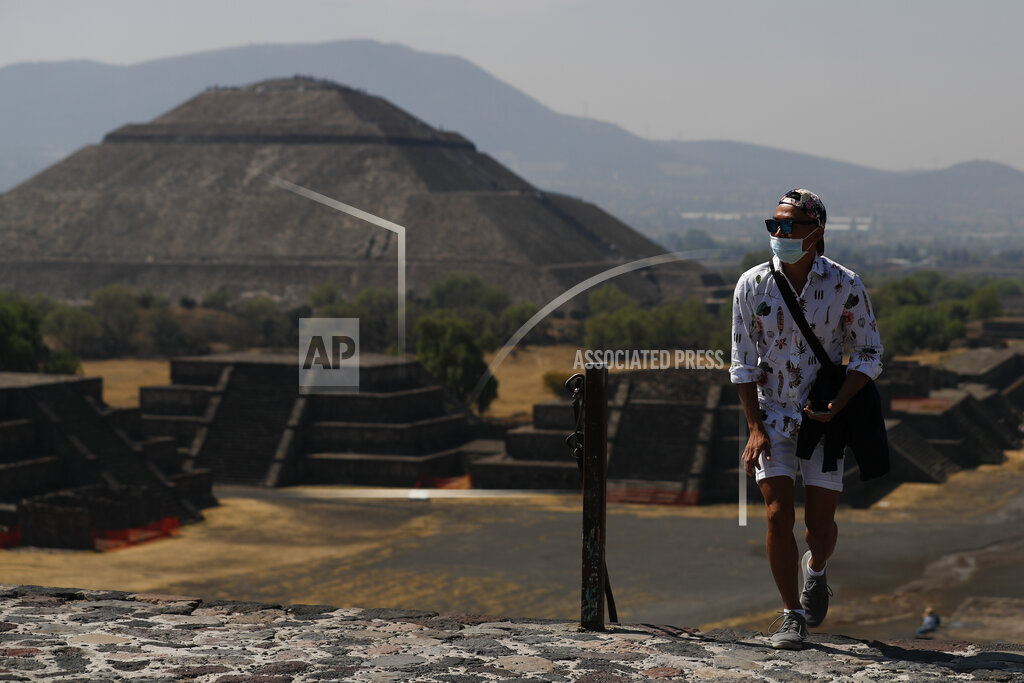 Virus Outbreak Mexico Equinox Closure